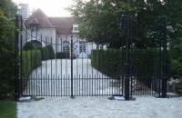 Smeedijzeren poort (H37)