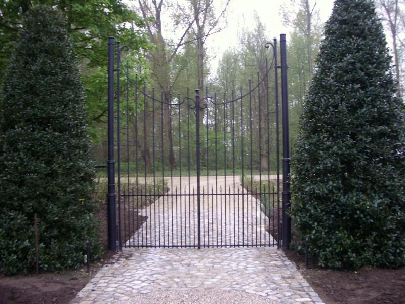 Smeedijzeren poort (H43)