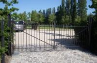 Smeedijzeren poort (H45)