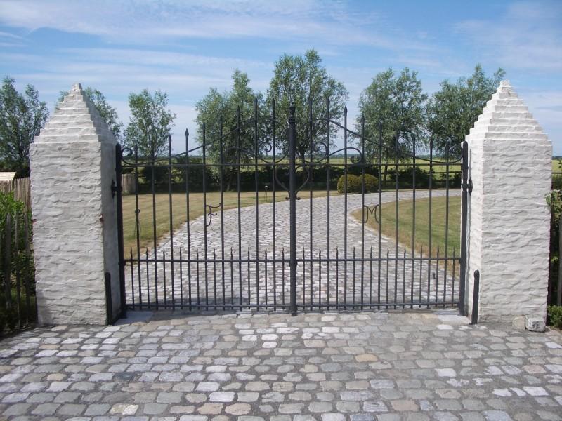 Smeedijzeren poort (H51)