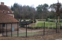 Smeedijzeren poort (H57)