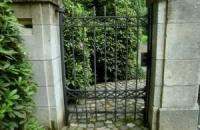 Smeedijzeren poort (H60)