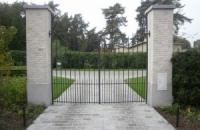 Smeedijzeren poort (H64)