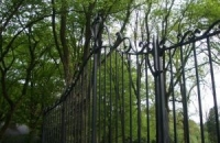 Smeedijzeren poort (H66)