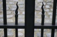 Smeedijzeren poort (H71)