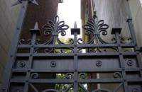 Smeedijzeren poort (H73)