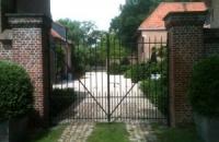 Smeedijzeren poort (H75)