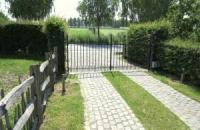 Smeedijzeren poort (H9)