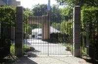 Smeedijzeren poort (H84)