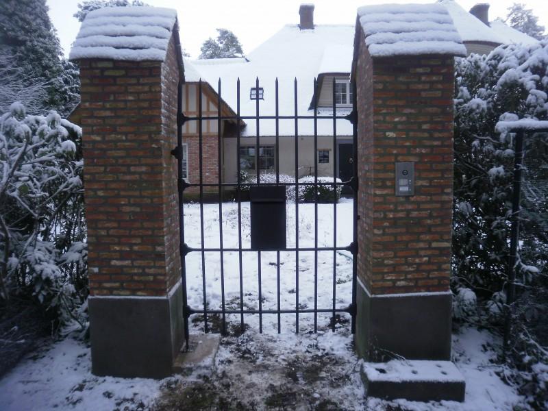 Smeedijzeren poort (H86)