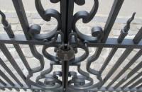 Smeedijzeren poort (H90)