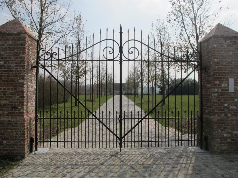 Smeedijzeren poort (H92)