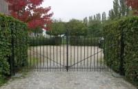 Smeedijzeren poort (H96)