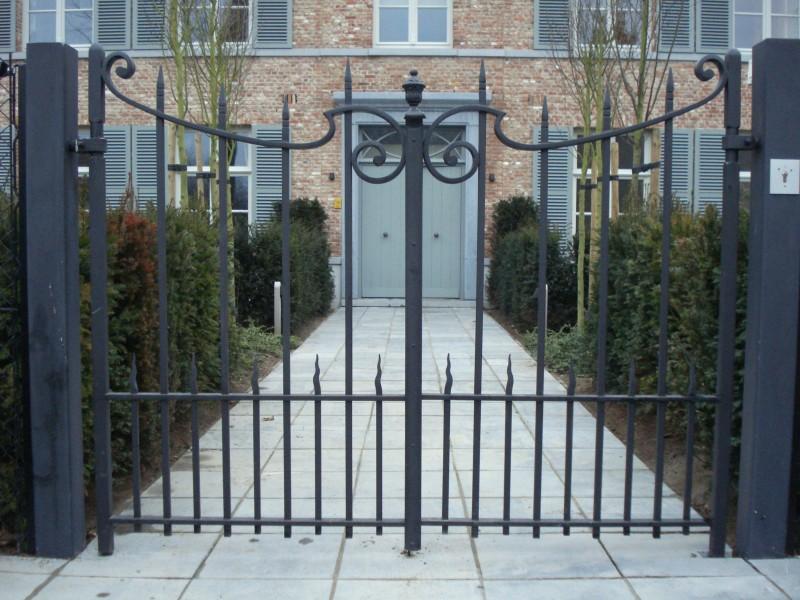 Smeedijzeren poort (H19)