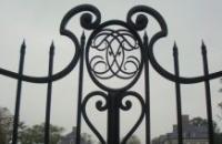 Smeedijzeren poort (H22)
