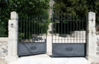 Smeedijzeren poort (H25)