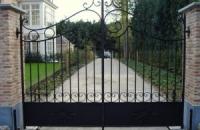 Smeedijzeren poort (H31)
